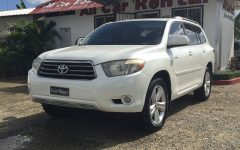 TOYOTA HIGHLANDER 2010 FULL